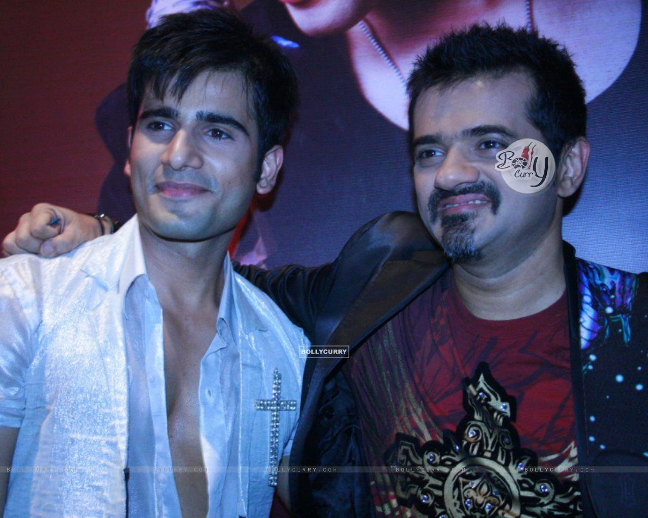 Karan Tacker with Ehsaan Noorani in Rang Badalti Odhani (164842) size:1280x1024