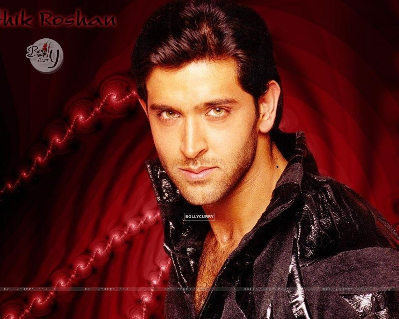 Hrithik Roshan - Wallpaper Actress