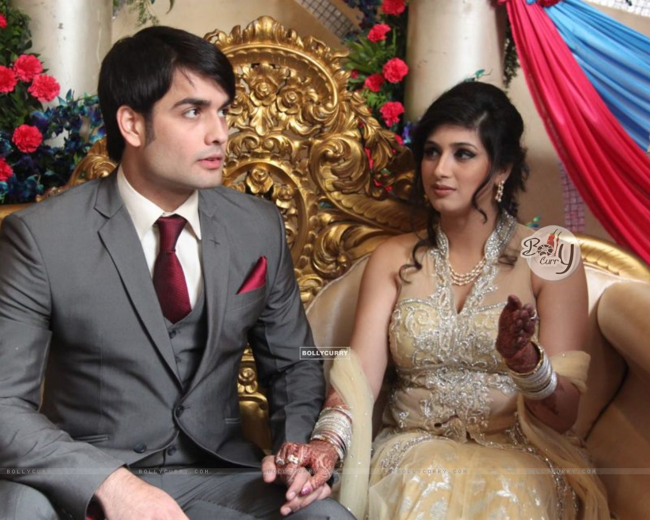 Vahbiz dorabjee marriage pics of divyanka