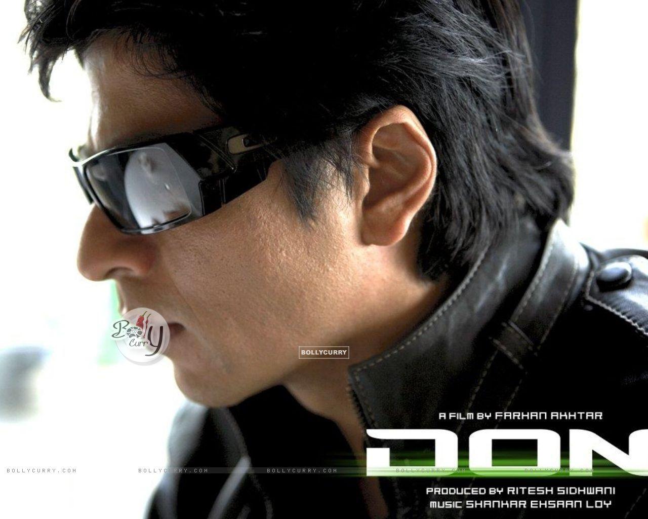 Shahrukh Khan Don 2