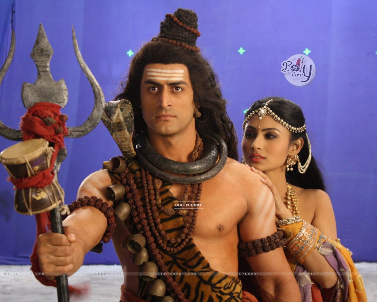 Wallpaper Still Image Of Shiv Sati From Devon Ke Dev