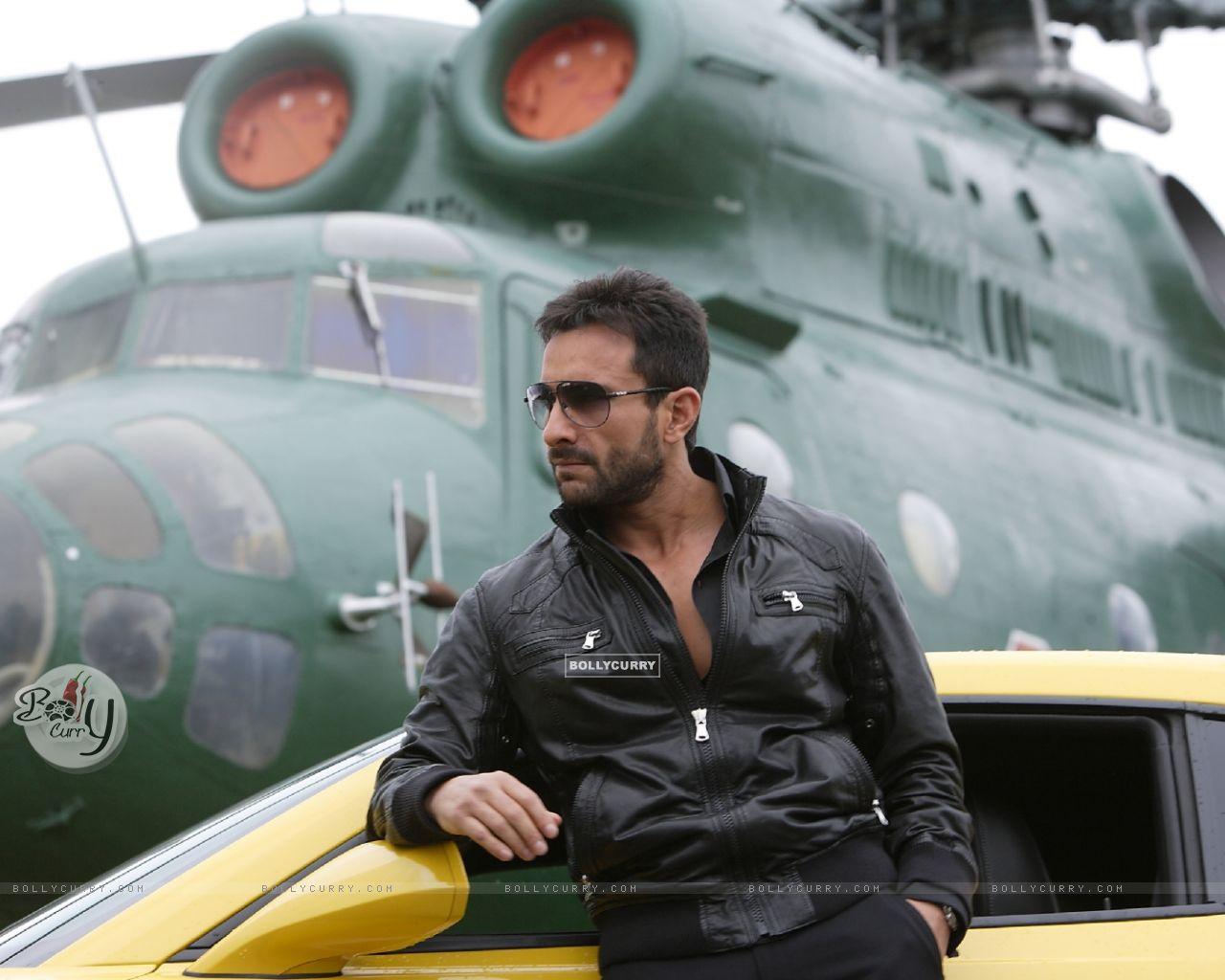 Saif Ali Khan in the movie Agent Vinod (181831) size:1280x1024