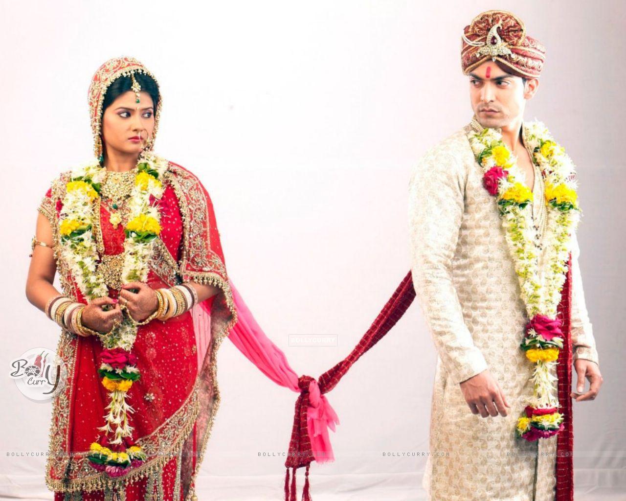 Gurmeet Choudhary & Kratika Sengar in Punar Vivah in Punar Vivah (183928) size:1280x1024