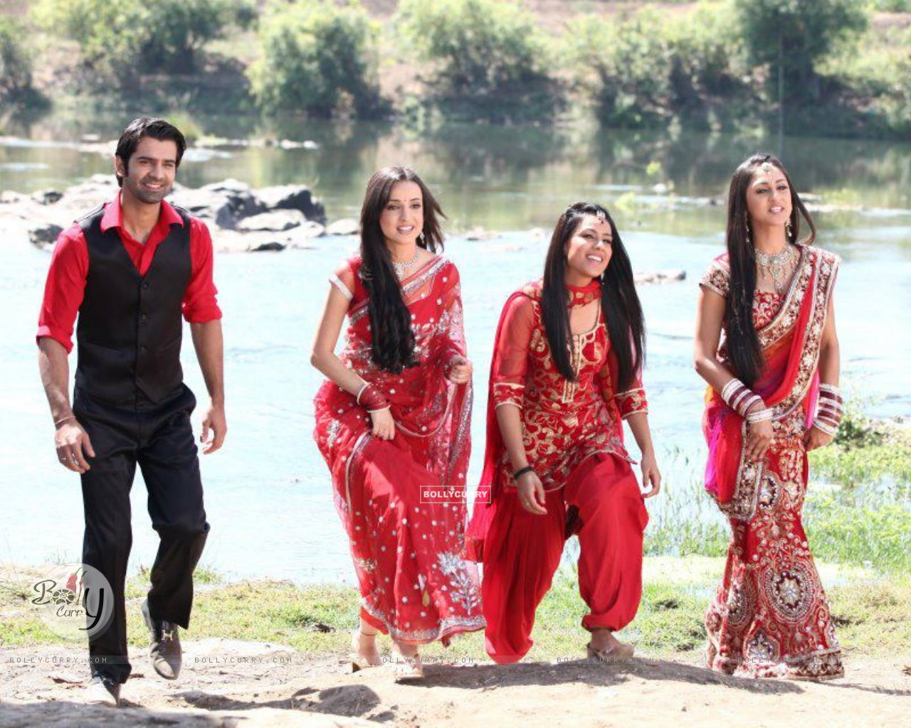 Wallpaper - Sanaya Irani, Barun Sobti, Krystle Dsouza and ...
