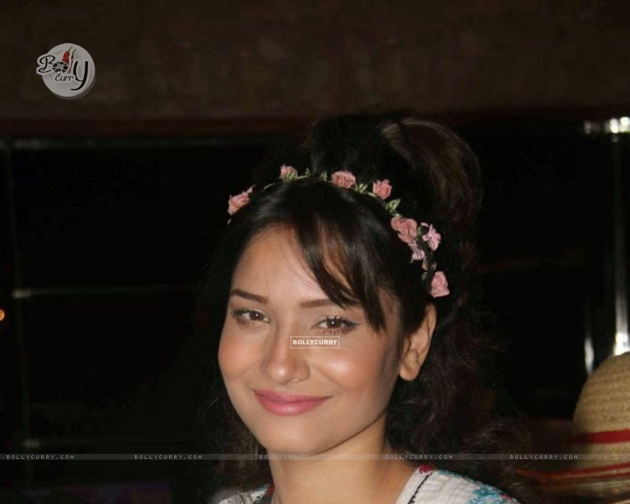 Ankita Lokhande At Nandish