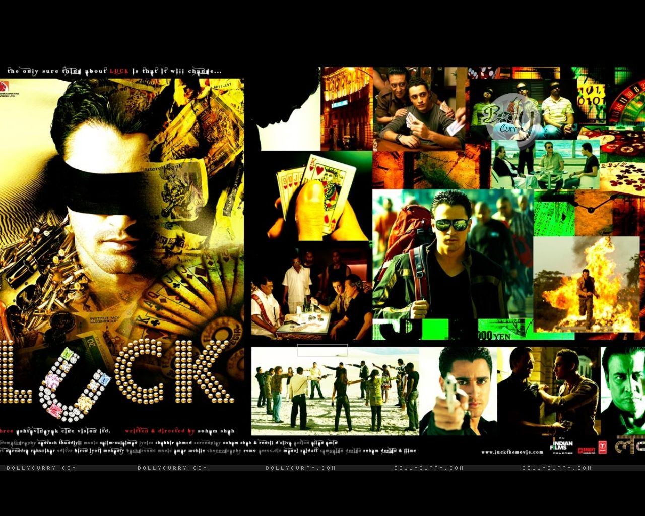 Luck Hindi Full Movie 2009 In Hd Full Video Download In Mp3 Songs And Mp4 3gp Video Luck 2009 Full Hindi Movie Part 1 Hd Sanjay Dutt Imran Khan