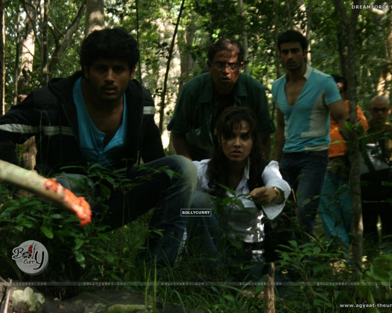 A still scene from Agyaat movie (20383) size:1280x1024