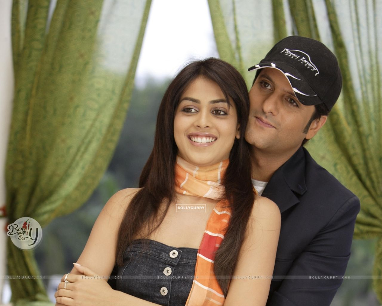Wallpaper - Fardeen Khan and Genelia D''Souza in Life ... Genelia D Souza In Life Partner