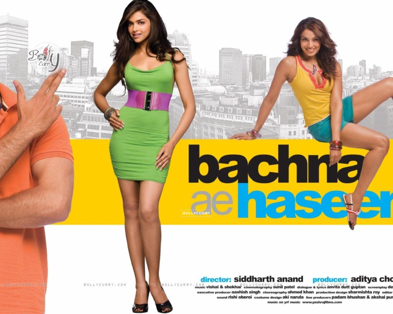 Bachna Ae Haseeno movie wallpaper wallpaper (Size:1280x1024)