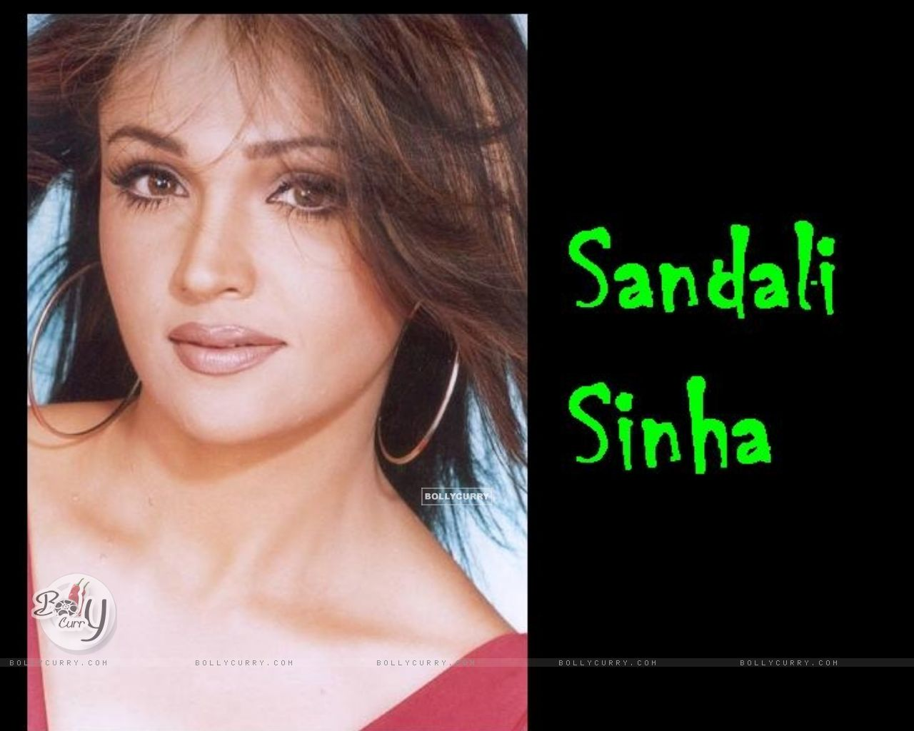 Sandali Sinha - Wallpaper