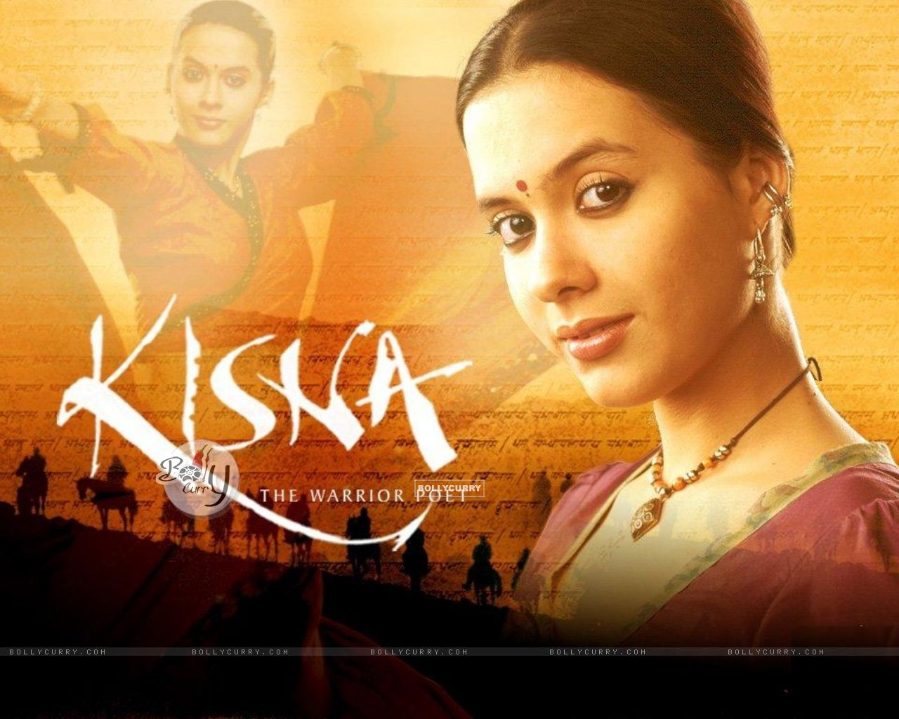 Isha Sharvani - Wallpaper Actress