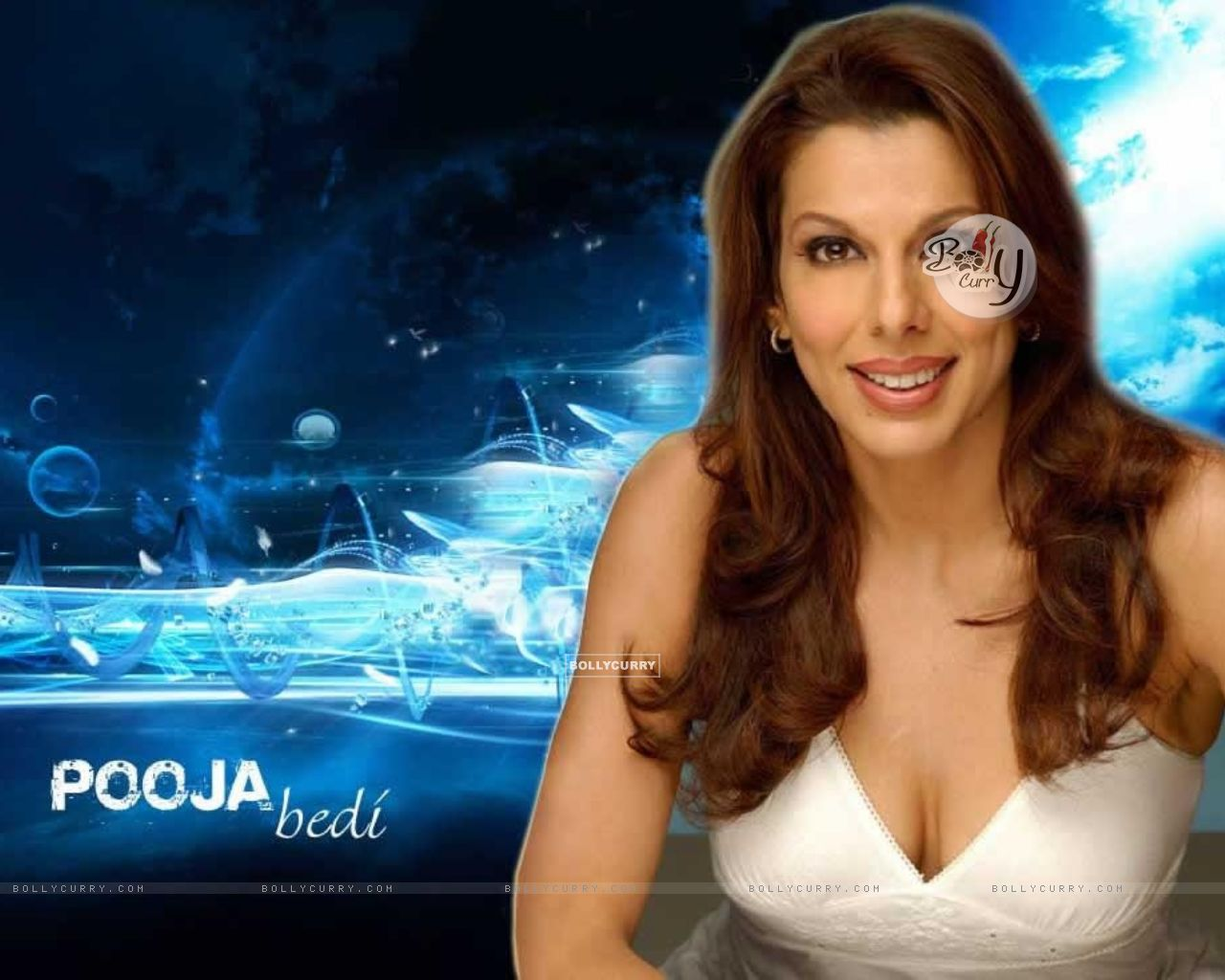 Pooja Bedi - Actress Wallpapers