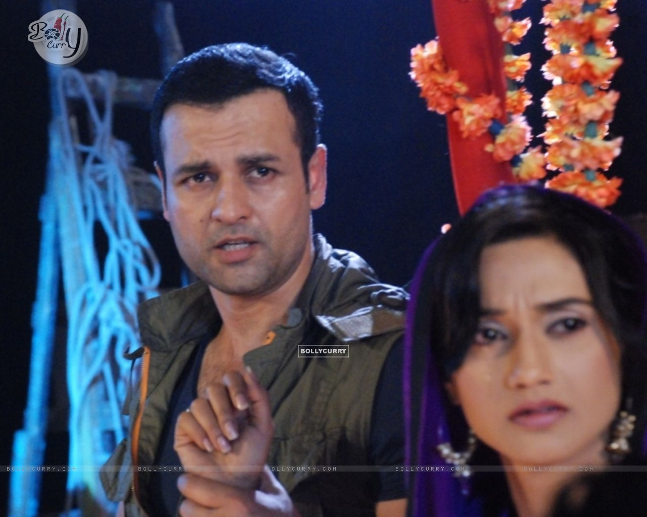 Rohit Roy and Rati Pandey in Hitler Didi (279493) size:1280x1024