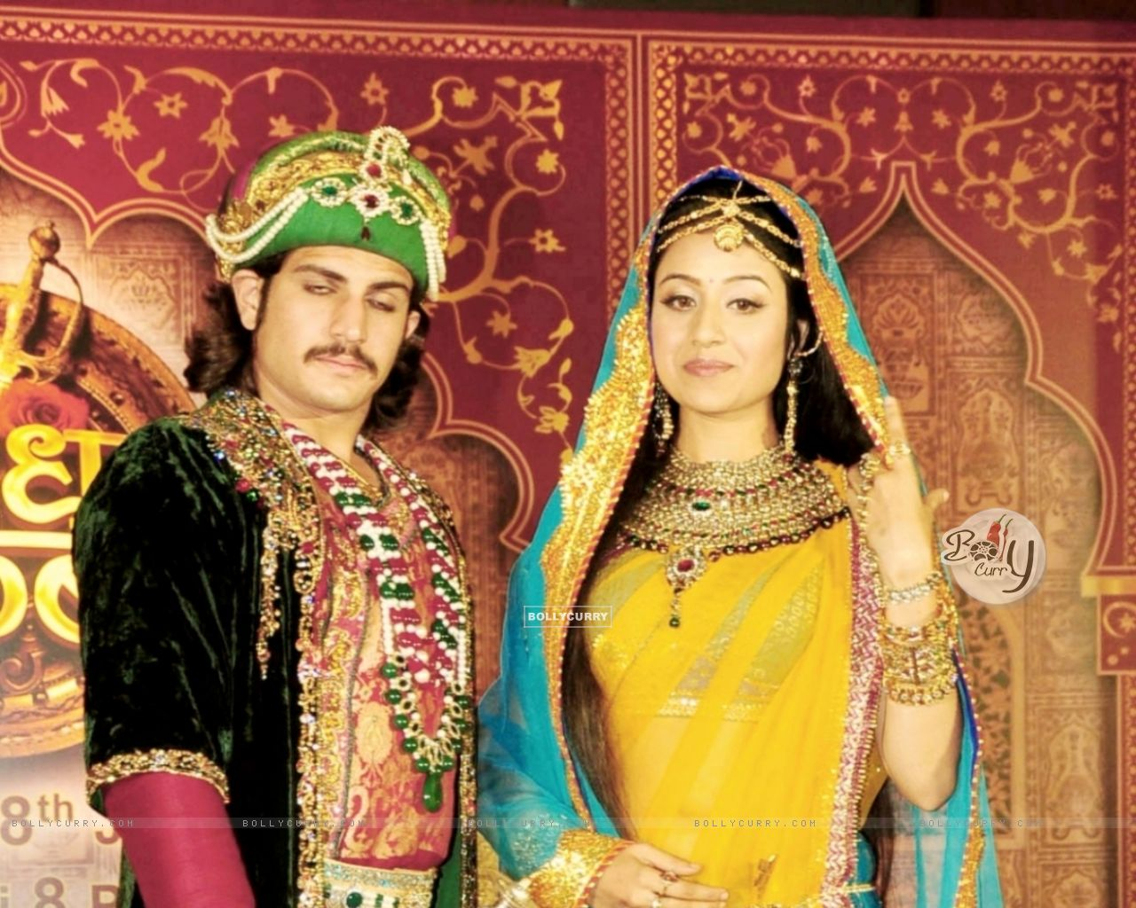Wallpaper - Rajat Tokas and Paridhi Sharma (290903) size ...