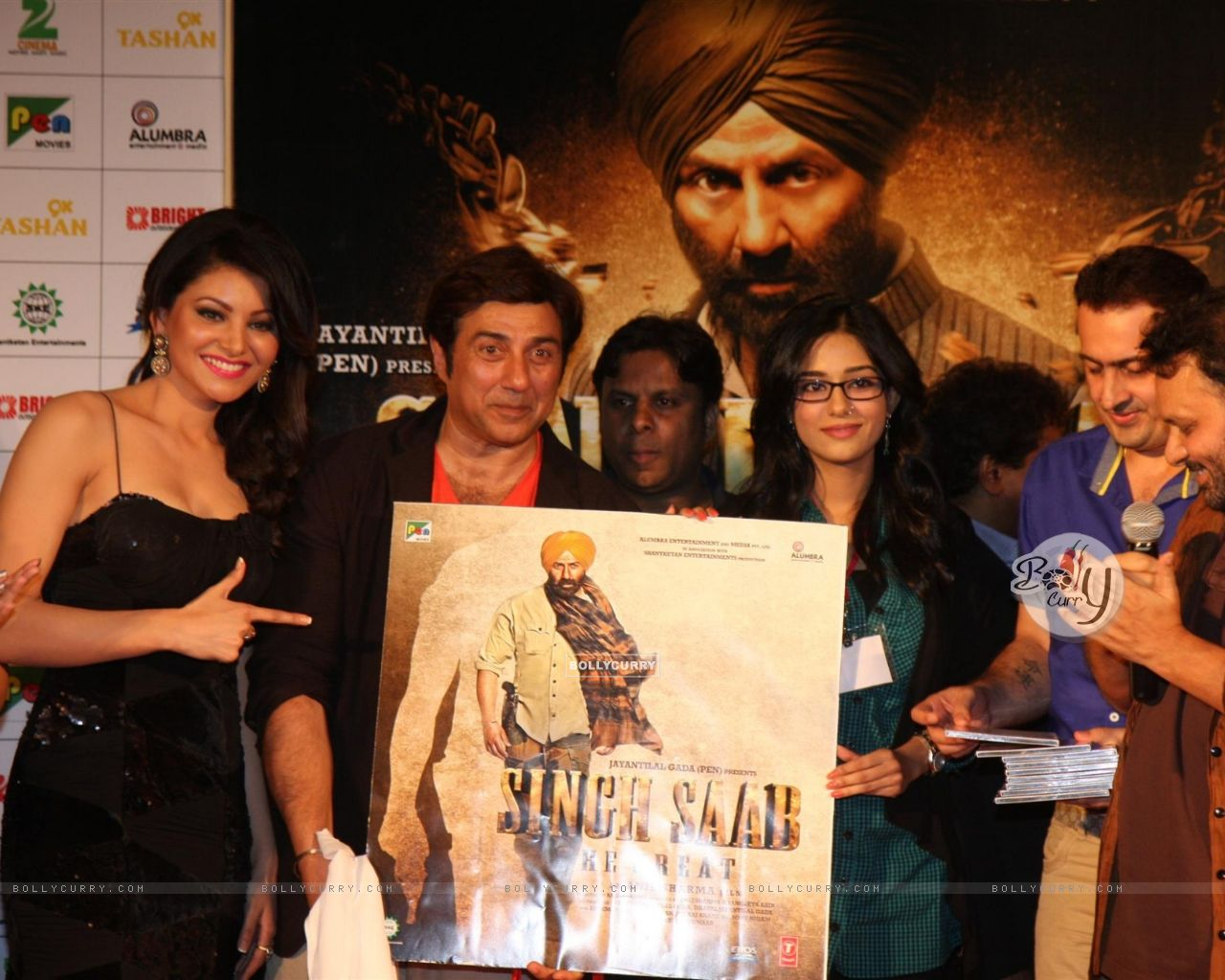 Singh Saab The Great - Music Launch (301165) size:1280x1024