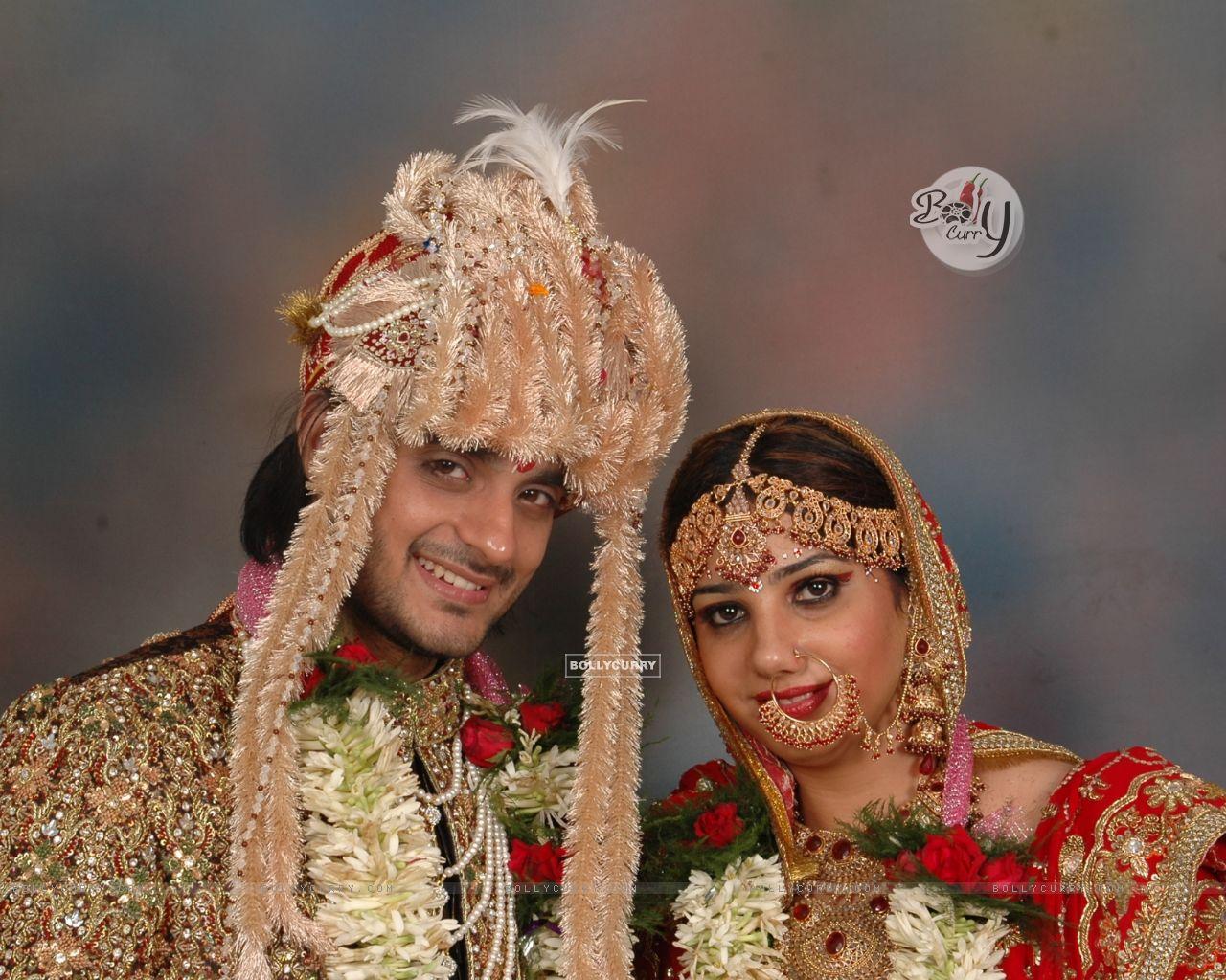 Angad hasija wedding