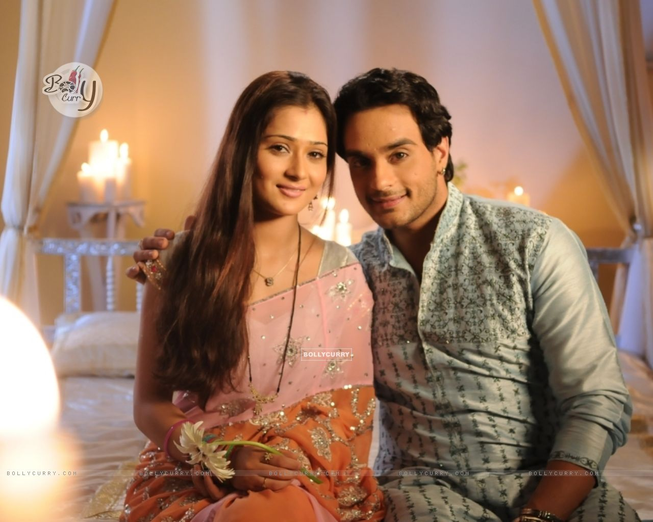 Wallpaper Lovely Couple Alekh And Sadhna 33351 Size 1280x1024