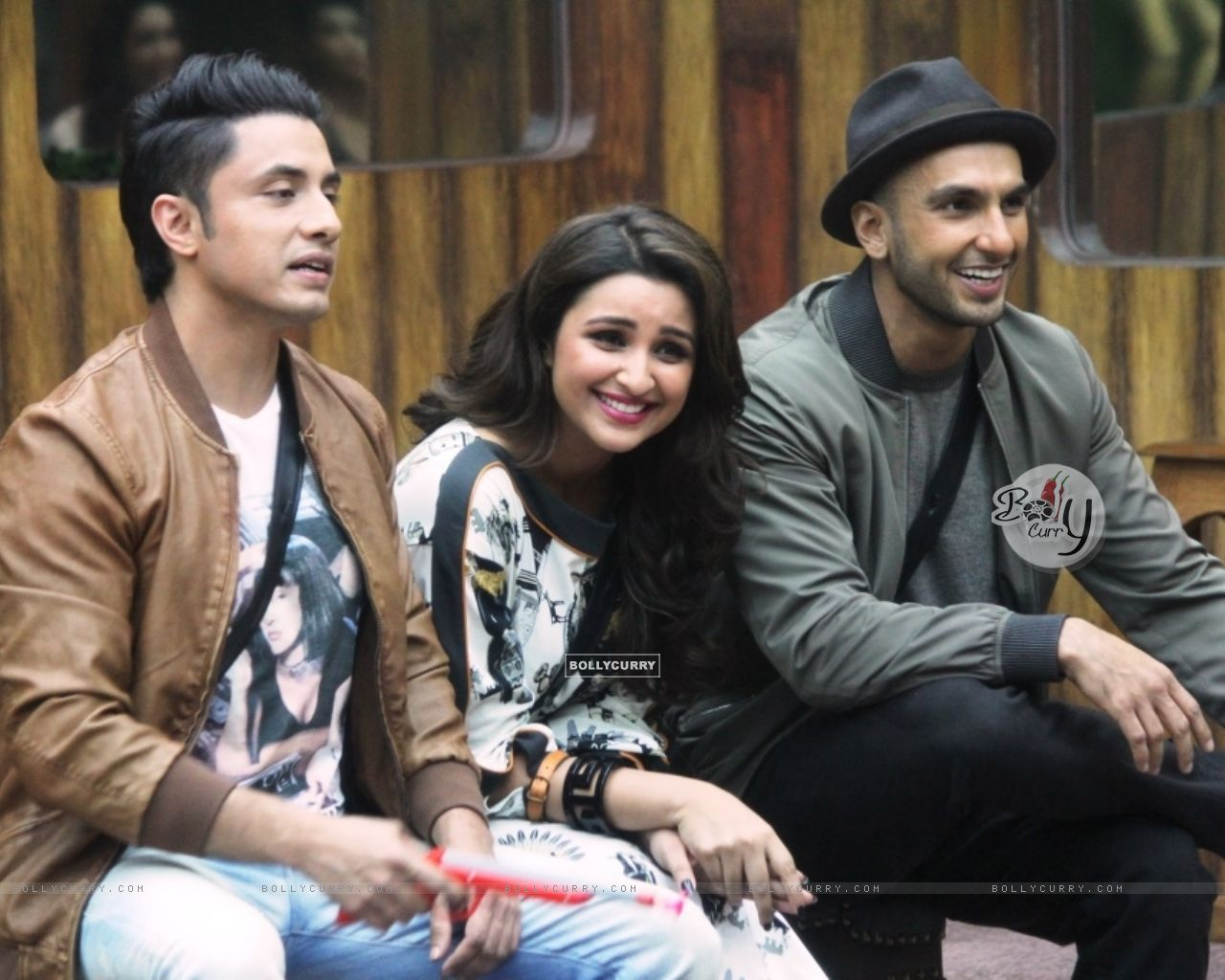 Cast of Kill Dil in Bigg Boss 8 house (342928) size:1280x1024
