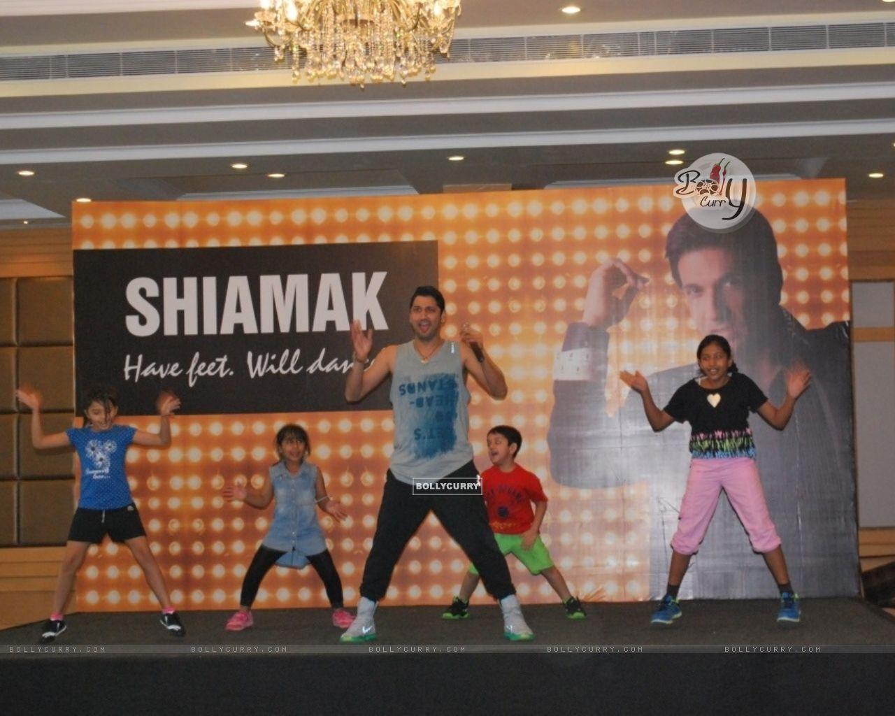 Marzi Pestonji's Master Class at Shiamak Davar Dance Academy, Delhi (374214) size:1280x1024