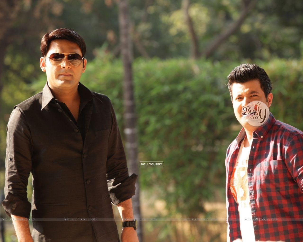 Kapil Sharma and Varun Sharma in Kis Kisko Pyaar Karoon (376016) size:1280x1024