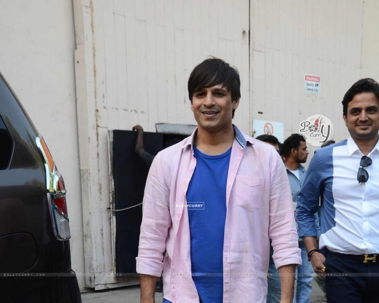 Vivek Oberoi Snapped on the Sets of Great Grand Masti (385138) size:1280x1024