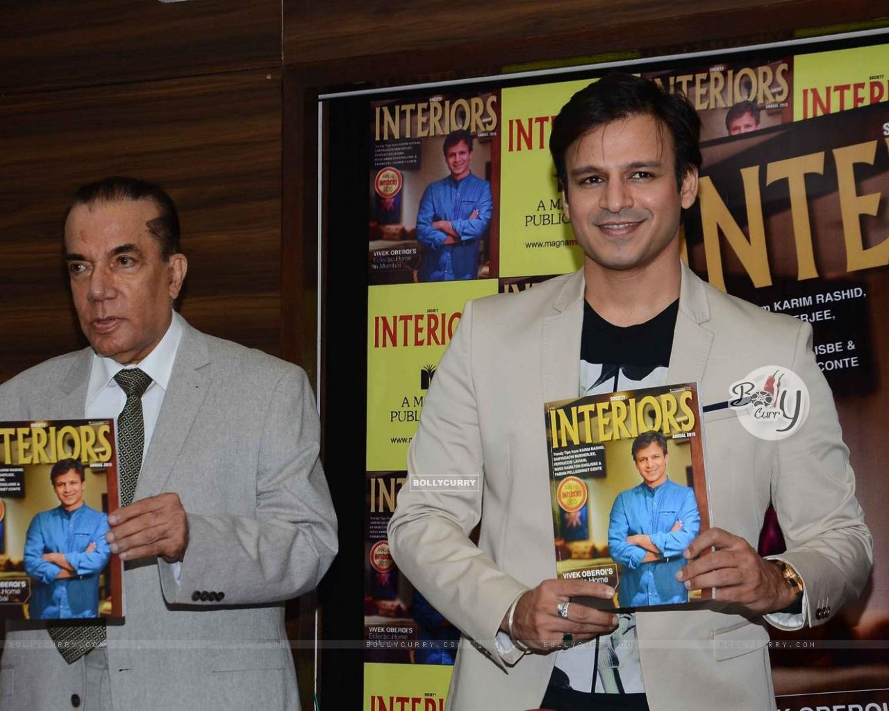Vivek Oberoi at Cover Launch of Society Magazine (385725) size:1280x1024