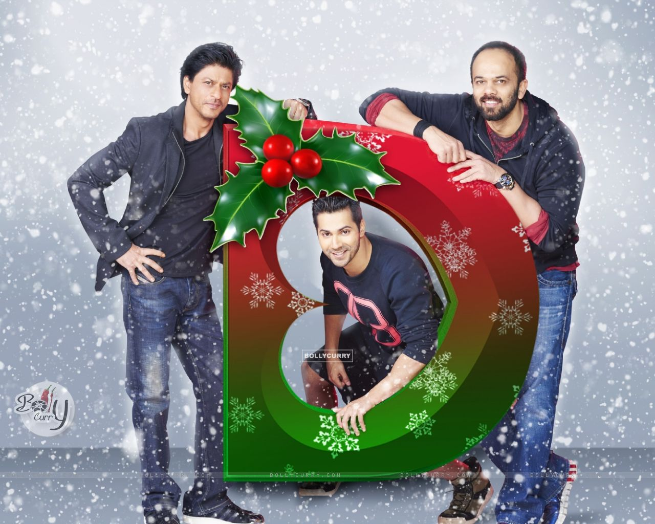 Dilwale boys celebrating Christmas with families and especially with kids worldwide (389474) size:1280x1024