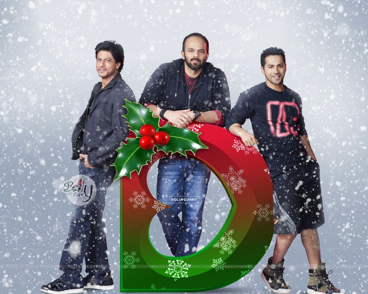 Dilwale boys celebrating Christmas with families and especially with kids worldwide (389475) size:1280x1024