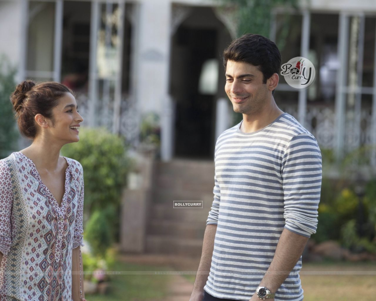 Alia Bhatt and Fawad Khan in Kapoor & Sons (397291) size:1280x1024