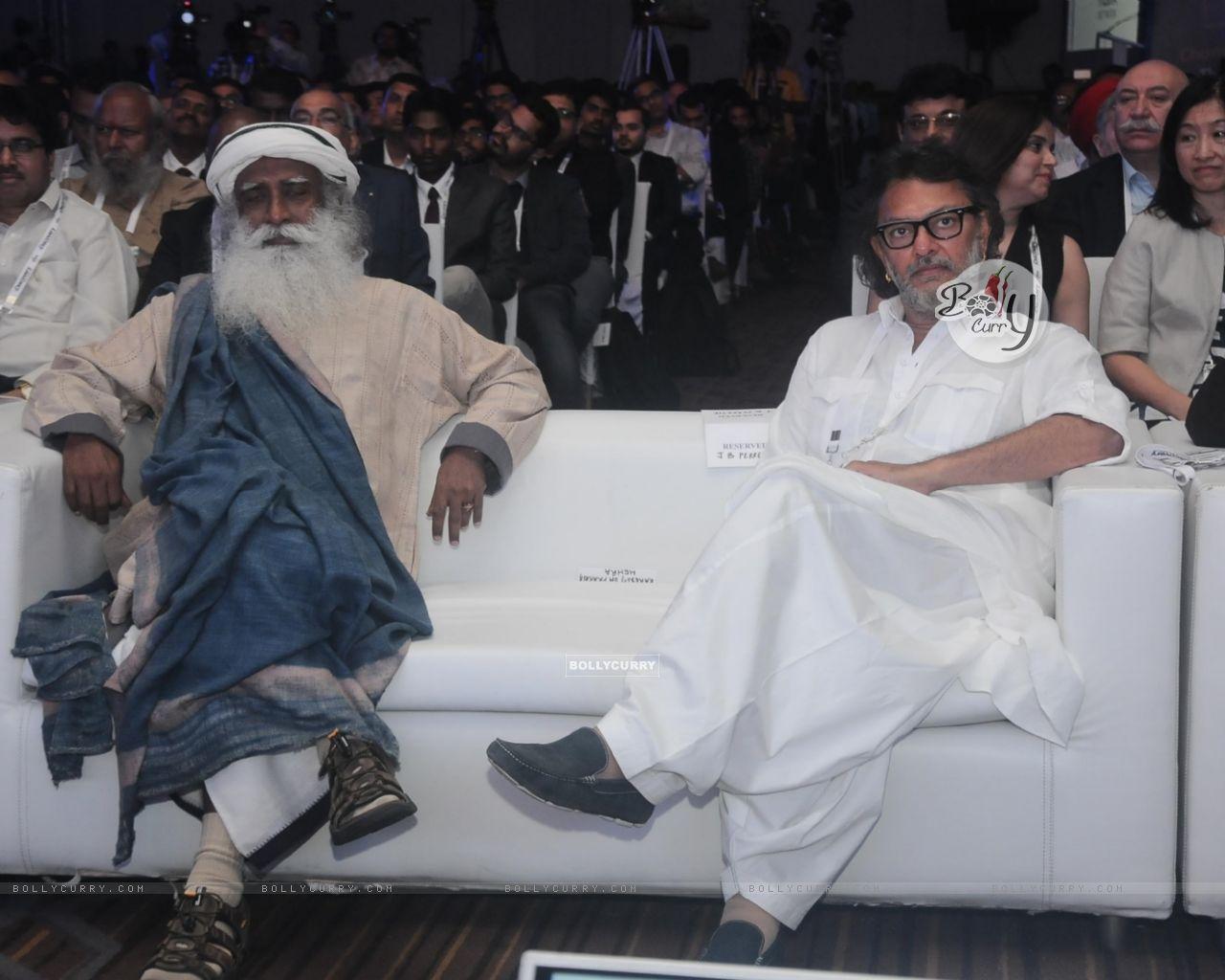 Rakeysh Omprakash Mehra at FICCI Frames Event (401800) size:1280x1024