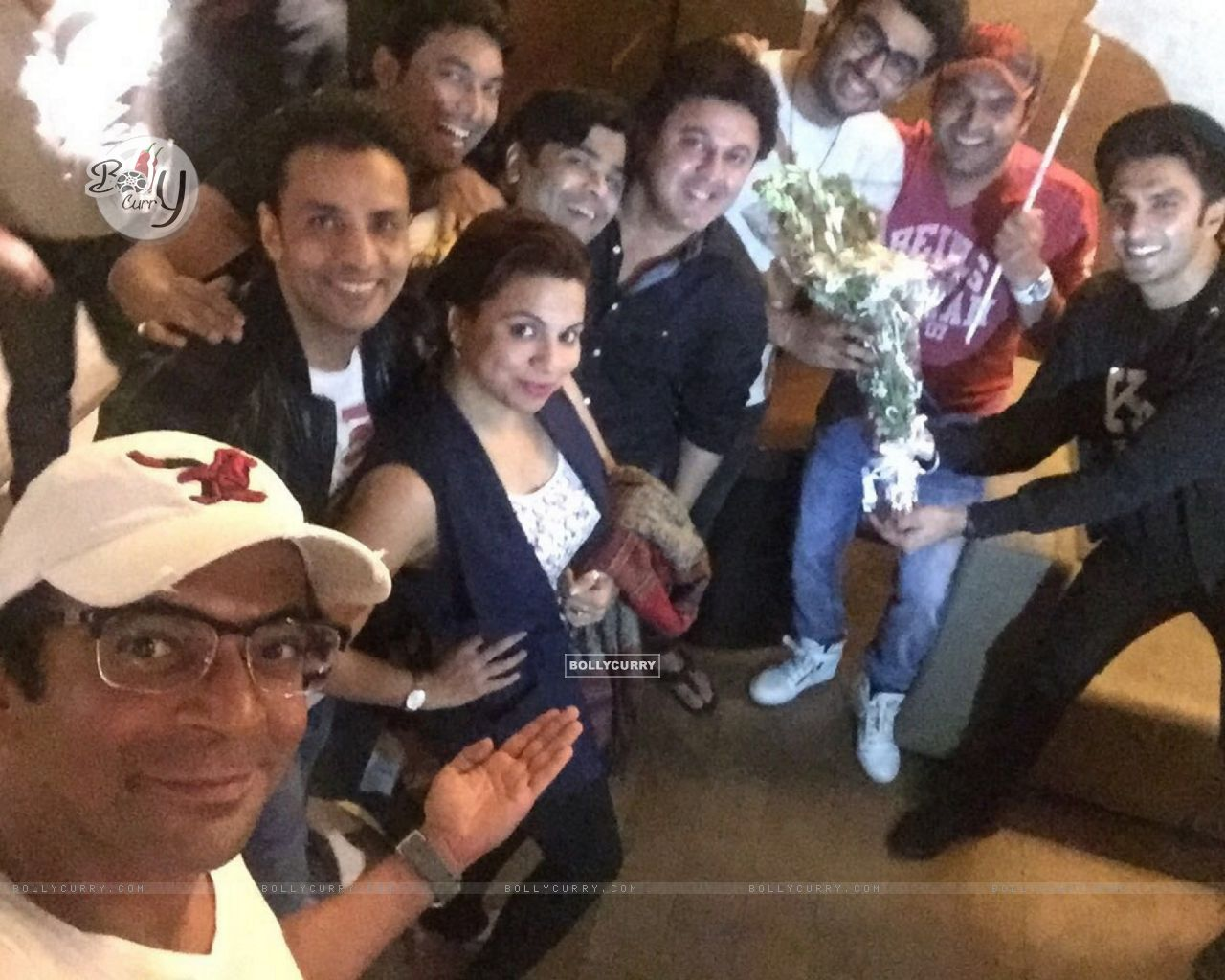 The Kapil Sharma Show Team attends Special Screening of Ki And Ka (401929) size:1280x1024