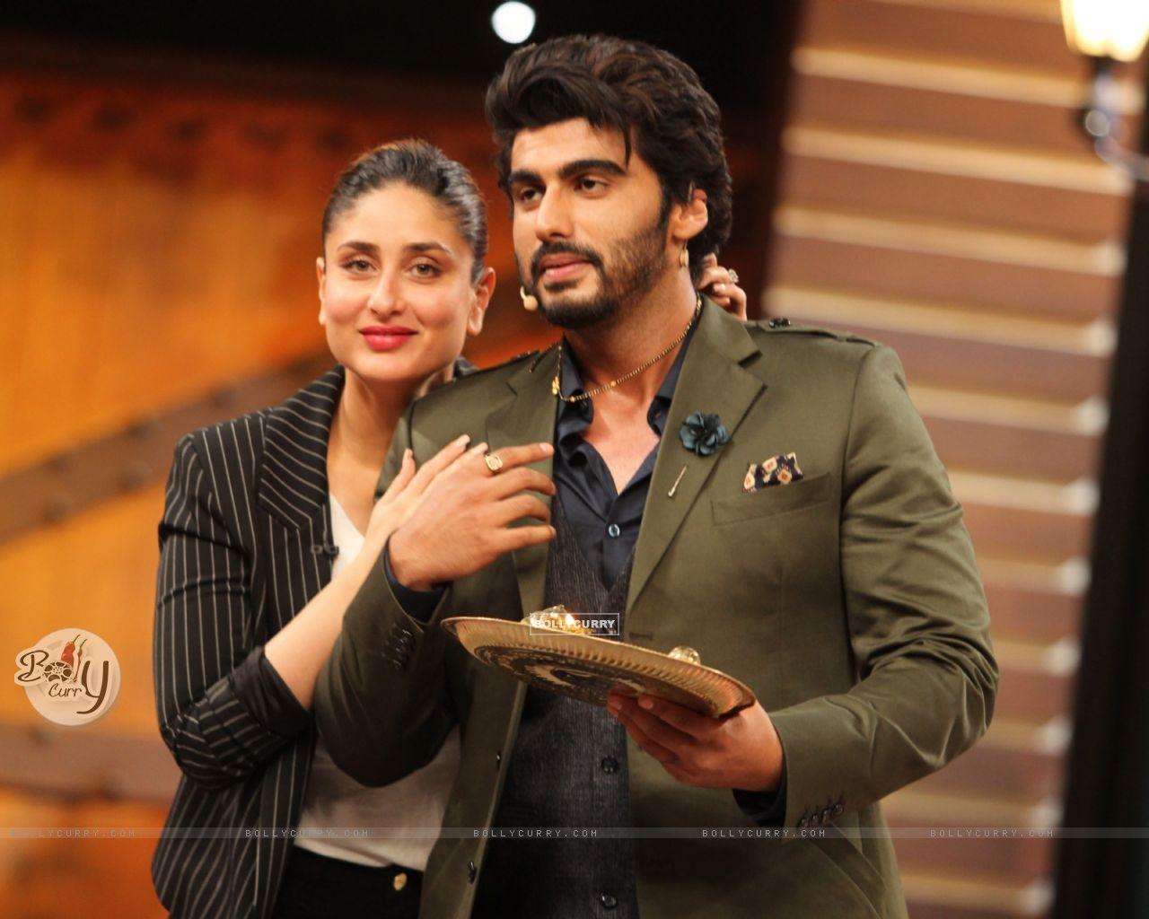 Kareena Kapoor and Arjun Kapoor Promotes Ki And Ka (402325) size:1280x1024