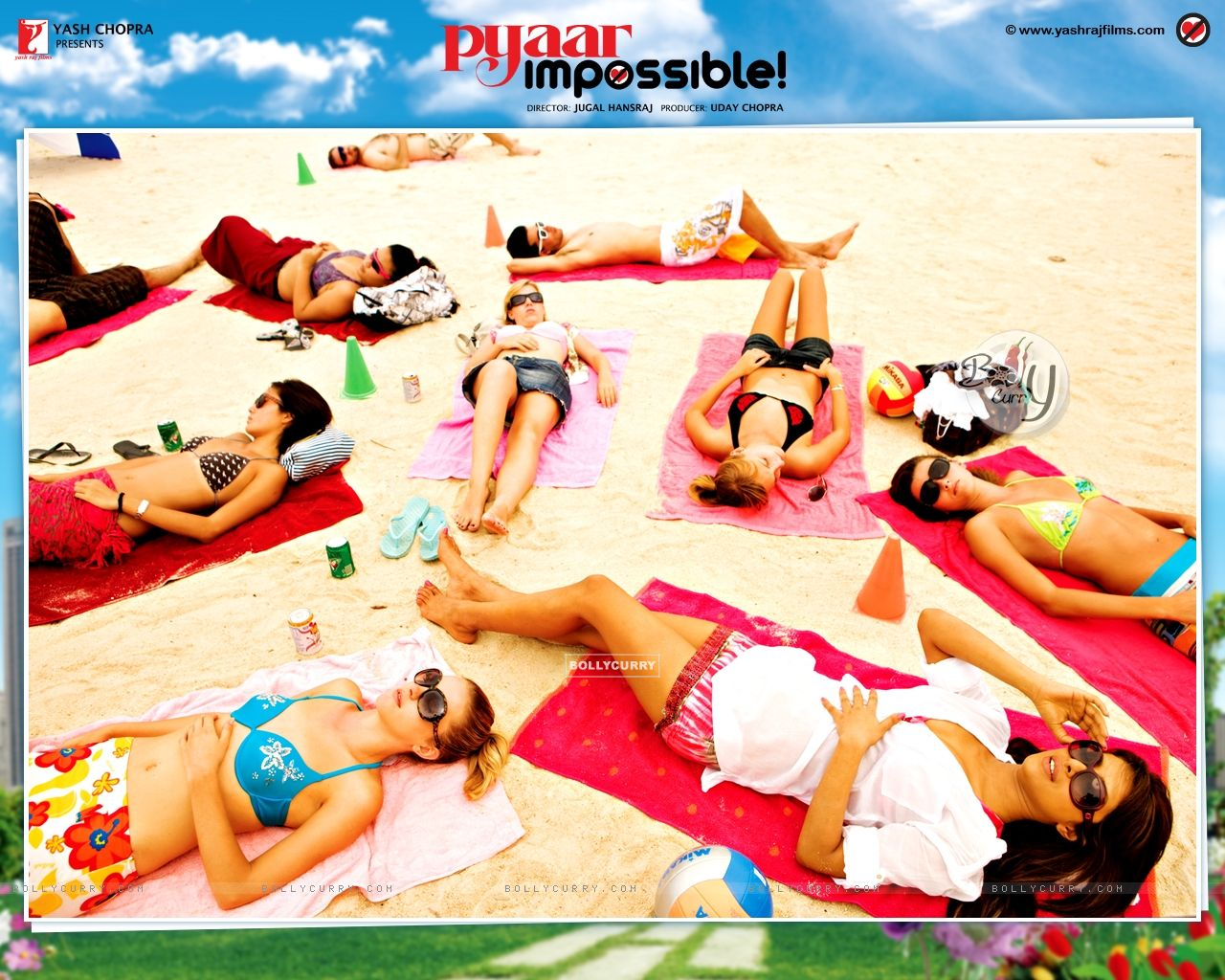 Pyaar Impossible movie wallpaper (40432) size:1280x1024