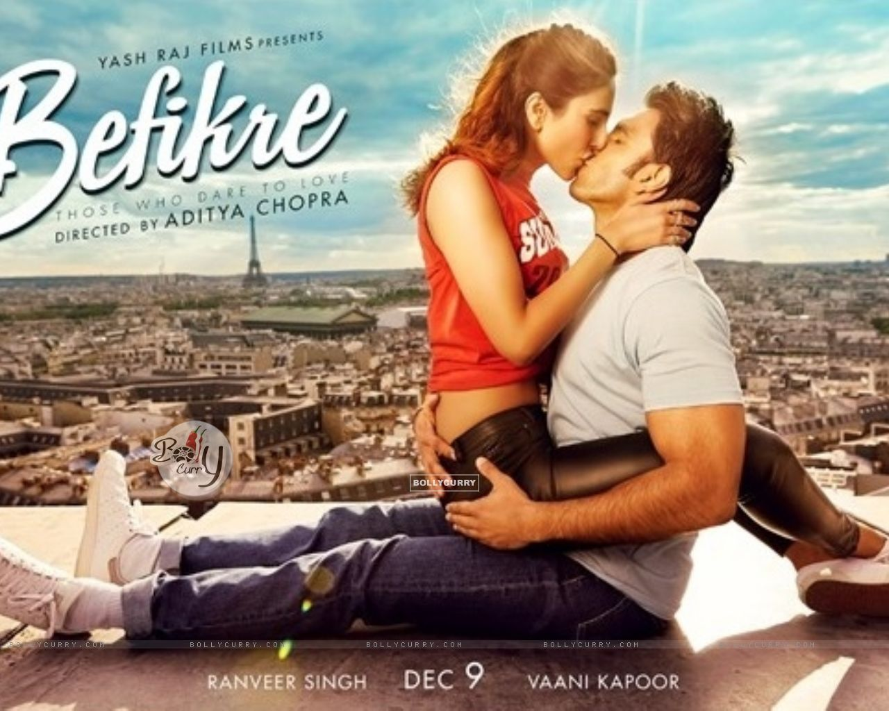 Poster of the film Befikre (405802) size:1280x1024