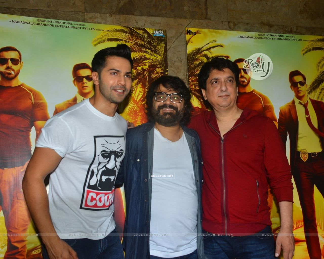 Pritam Chakraborty at Song Launch of movie 'Dishoom'Song Launch of movie 'Dishoom' (409229) size:1280x1024