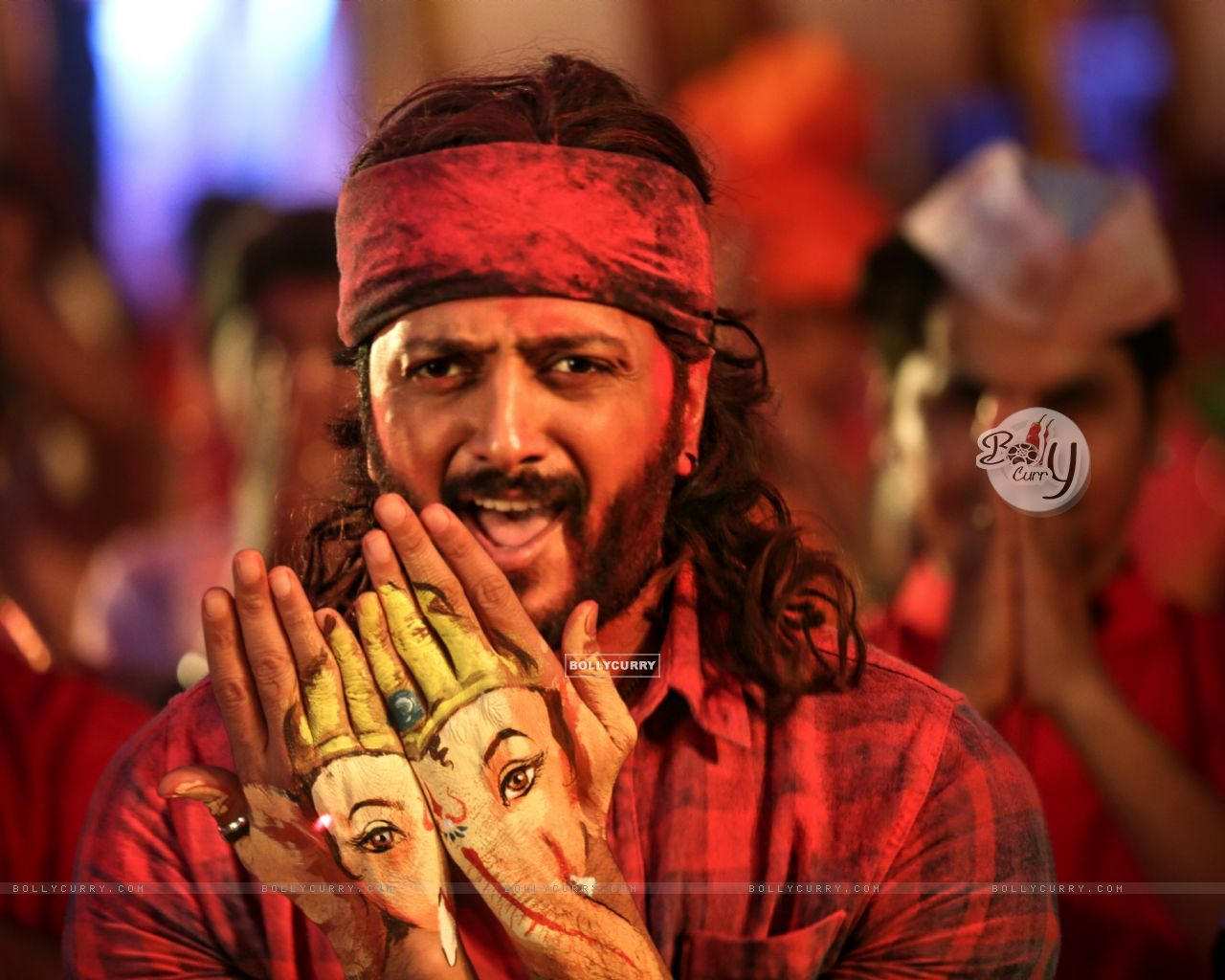 Riteish Deshmukh's look in Bappa from Banjo (416341) size:1280x1024