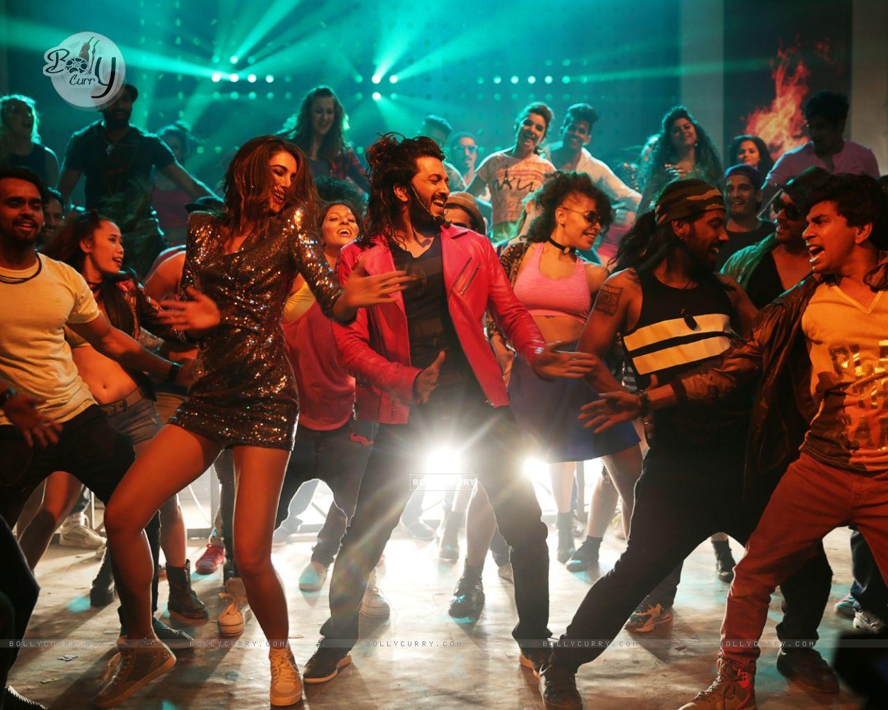 Riteish Deshmukh and Nargis Fakhri starring Banjo (418876) size:1280x1024