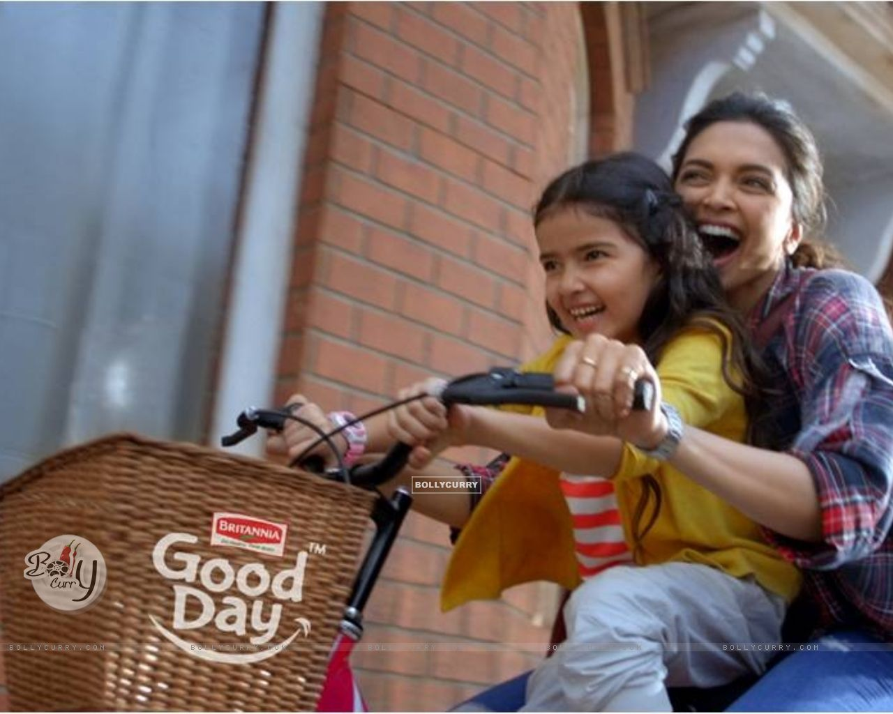 Deepika Padukone TVC Good Day Smile More - Behind The scenes exclusive (420356) size:1280x1024
