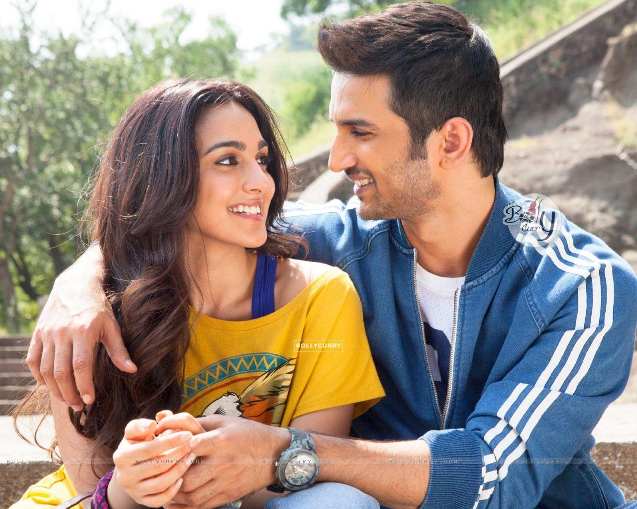 Dhonis Biopic A Window Into Dhoni And Sakshis Love Life Kiara