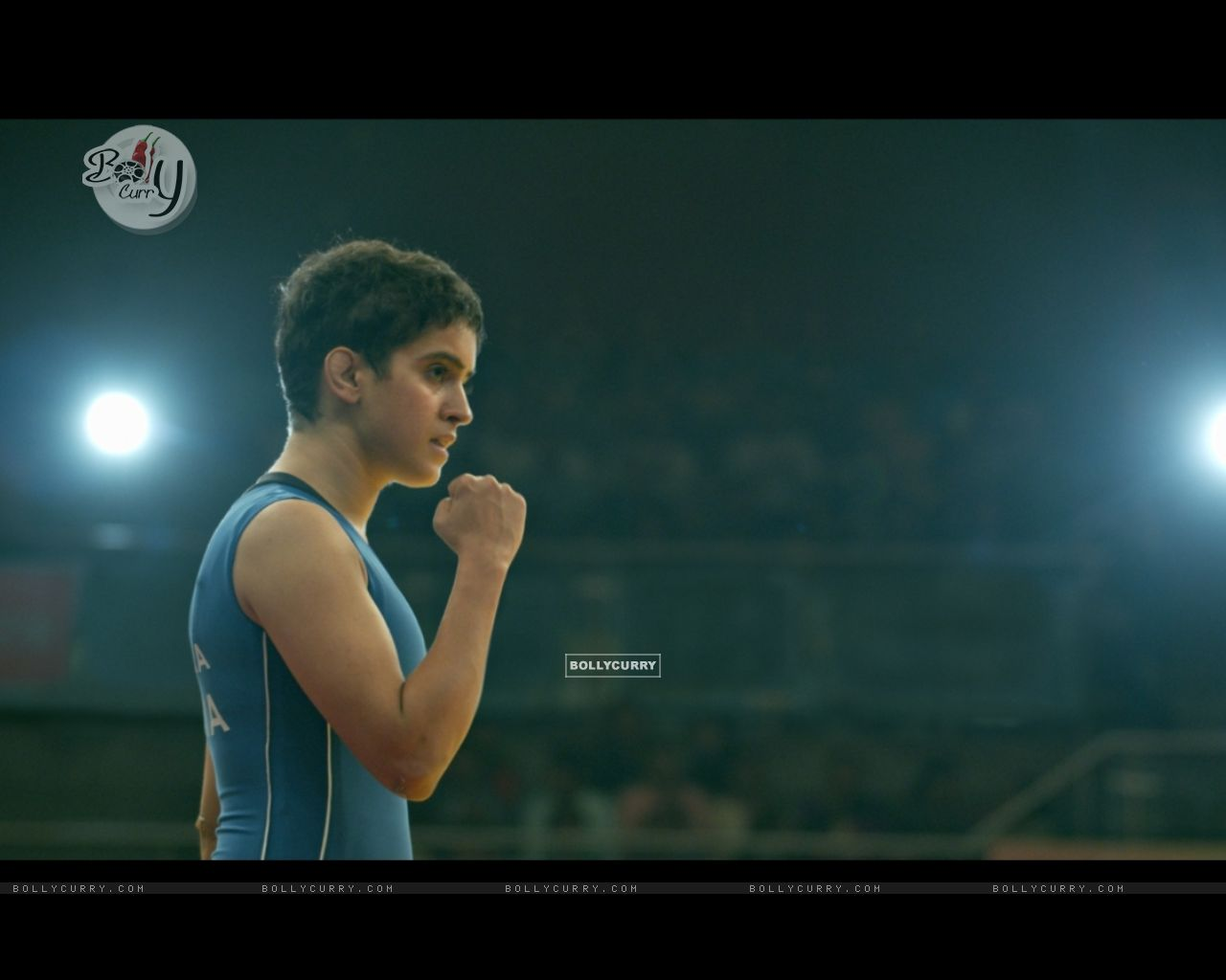 Still of Sanya Malhotra as Babita Phogat from Dangal (423313) size:1280x1024