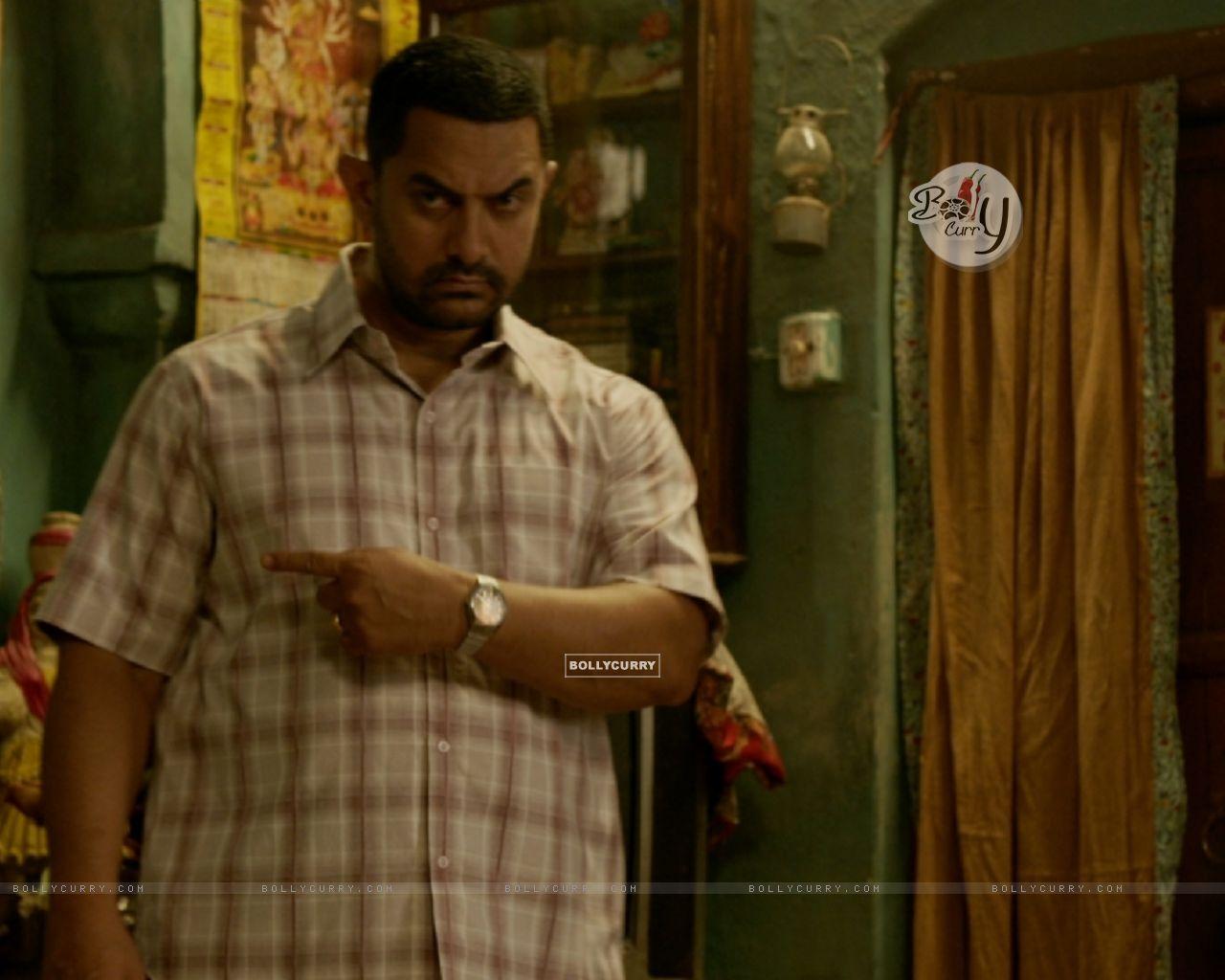 Still of Aamir Khan as Mahavir Singh Phogat from Dangal (423315) size:1280x1024