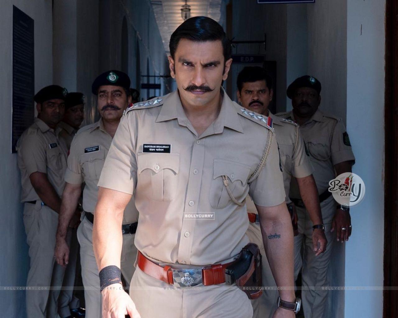 Ranveer Singh aka ACP Sangram 'Simmba' Bhalerao (442755) size:1280x1024