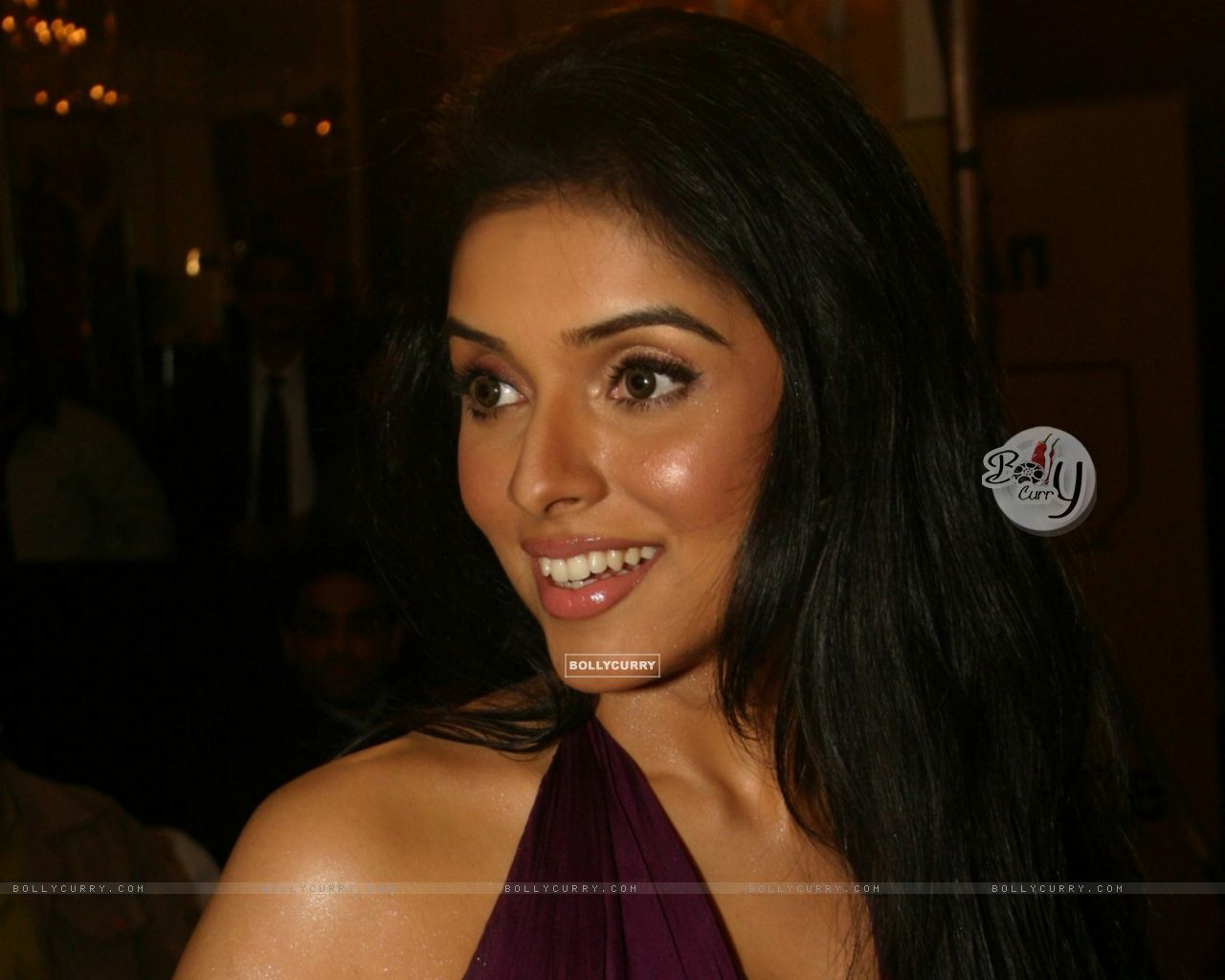 wallpaper - bollywood actress asin at a press-meet for the ''''55th