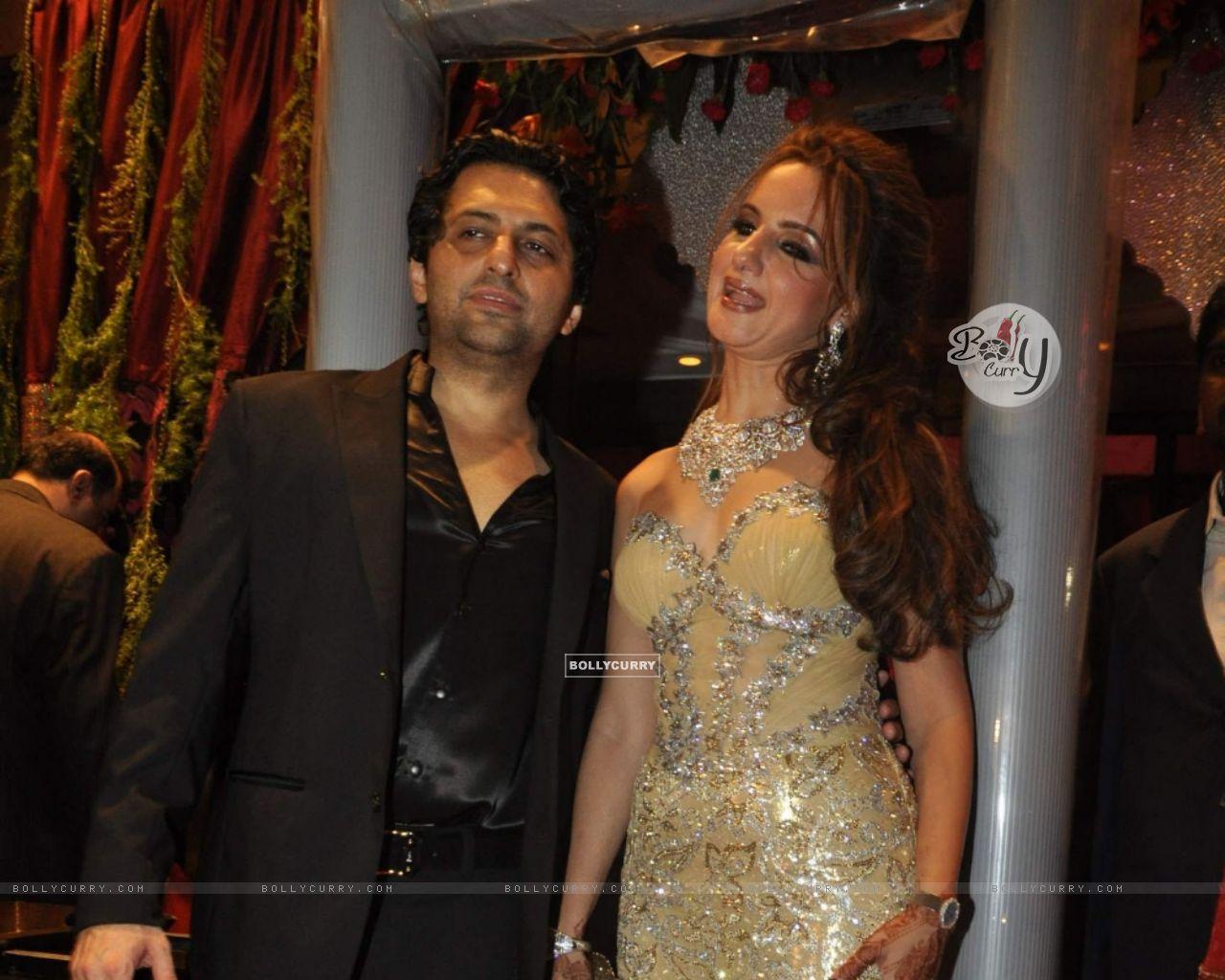Wallpaper - Fardeen Khan''s sister Laila Khan''s wedding ...