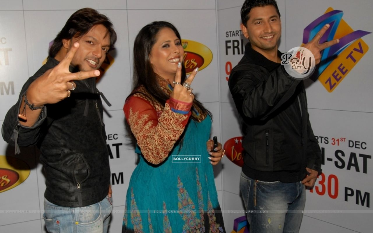 Master Geeta Kapur, Marzi Pestonji & Rajeev Surti in DID Doubles (112627) size:1280x800