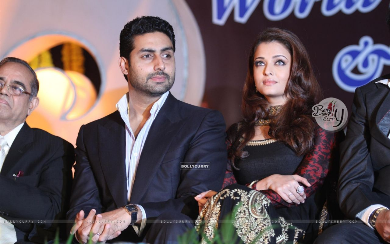 Abhishek Bachchan and