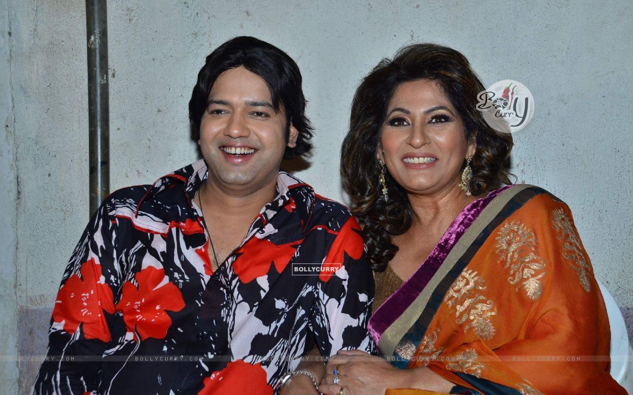 Archana Puran Singh Family Archana Puran Singh And Rahul