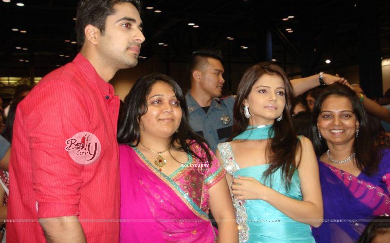 Pics For Rubina Dilaik And Avinash
