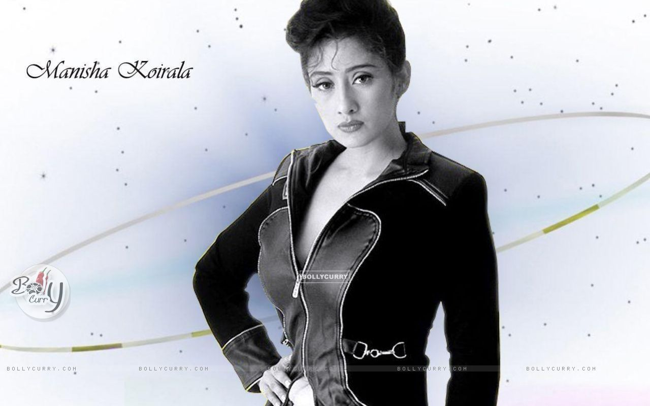 Manisha Koirala - Actress Wallpapers