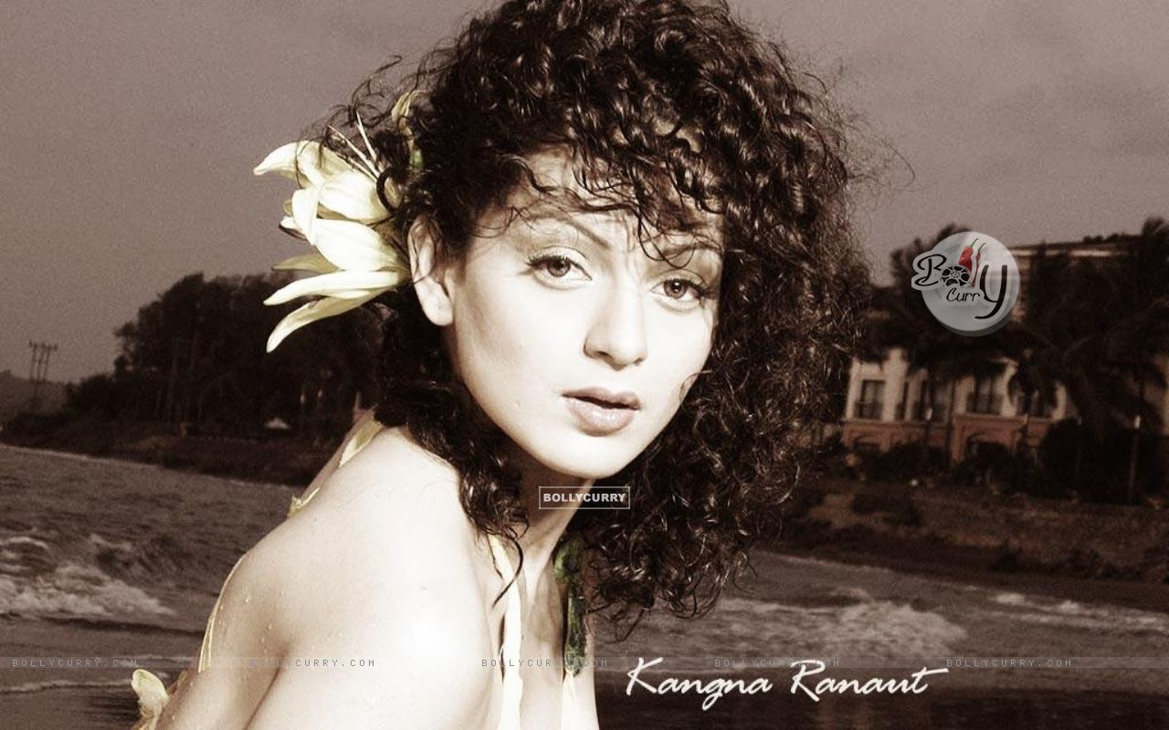 Kangana Ranaut - Wallpaper Actress